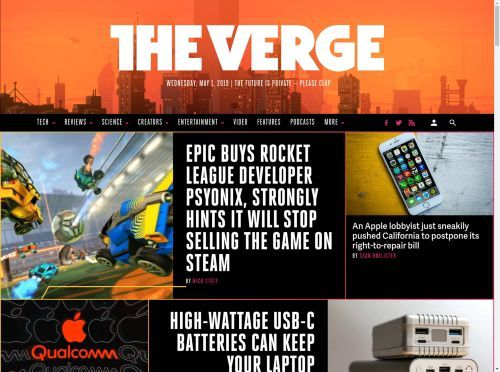 www theverge com tested by Calibre